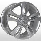 Автомобильный колесный диск R16 5*110 TRW-Z227 S (Opel) - W6.5 Et35 D65.1