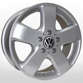 Автомобильный колесный диск R16 5*120 TRW-Z343 S (Volkswagen) - W6.5 Et45 D65.1
