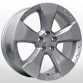 Автомобильный колесный диск R17 5*100 TRW-Z635 S (Subaru, MG) - W7.0 Et48 D56.1