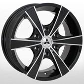 Автомобильный колесный диск R16 6*139,7 TRW-Z8011 BMF (Mitsubishi) - W6.5 Et35 D106.2