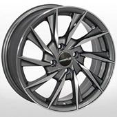 Автомобильный колесный диск R15 4*100 TRW-Z950 DGMF - W6.5 Et35 D67.1