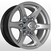 Автомобильный колесный диск R15 6*139,7 TY-5510 HS (Toyota, Lexus) - W7.0 Et10 D110.5