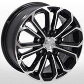 Автомобильный колесный диск R15 5*114,3 TY-5519 BP (Toyota, Lexus) - W6.5 Et40 D60.1