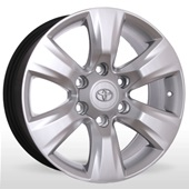 Автомобильный колесный диск R17 6*139,7 TY-5521 HS (Toyota, Lexus) - W7.5 Et25 D106.2