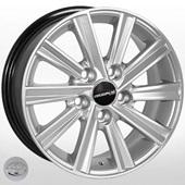 Автомобильный колесный диск R15 5*114,3 TY-5524 HS (Toyota) - W6.5 Et39 D60.1