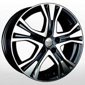 Автомобильный колесный диск R17 5*114,3 TY147 BKF (Toyota) - W7.0 Et45 D60.1