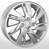 Автомобильный колесный диск R15 4*100 TY194 S (Toyota) - W5.5 Et45 D54.1