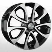 Автомобильный колесный диск R17 5*114,3 TY200 BKF (Toyota) - W6.5 Et45 D60.1