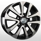Автомобильный колесный диск R18 5*150 TY236 BKF (Toyota) - W8.0 Et56 D110.1