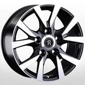 Автомобильный колесный диск R18 5*150 TY237 BKF (Toyota, Lexus) - W8.0 Et56 D110.1