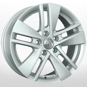 Автомобильный колесный диск R15 5*114,3 TY267 S (Toyota) - W6.5 Et39 D60.1