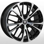 Автомобильный колесный диск R17 5*114,3 TY279 BKF (Toyota, Lexus) - W7.5 Et45 D60.1