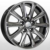 Автомобильный колесный диск R16 5*114,3 TY58 HPB (Toyota) - W6.5 Et45 D60.1