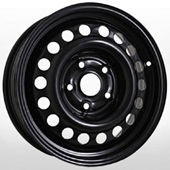 Автомобильный колесный диск R15 5*100 Trebl-U4038 B - W6.0 Et38 D57.1