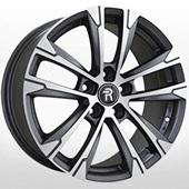 Автомобильный колесный диск R17 5*112 VV137 MGMF (VW, Skoda) - W7.5 Et47 D57.1