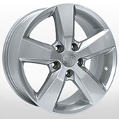 Автомобильный колесный диск R17 5*120 VV182 S (Volkswagen) - W8.0 Et49 D65.1