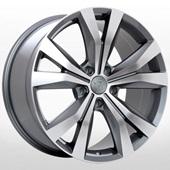 Автомобильный колесный диск R19 5*130 VV184 GMF (Volkswagen) - W8.5 Et50 D71.6