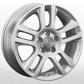 Автомобильный колесный диск R15 5*100 VV41 S (Volkswagen) - W6.0 Et40 D57.1