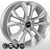 Автомобильный колесный диск R17 5*112 VW-5612 S (VW, Skoda, Seat, Audi) - W7.0 Et40 D57.1
