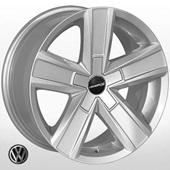 Автомобильный колесный диск R16 5*120 VW-5616 S (Volkswagen) - W7.0 Et35 D65.1
