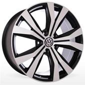 Автомобильный колесный диск R19 5*130 VW-5628 BP (Audi, VW) - W8.5 Et50 D71.6