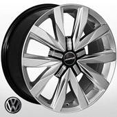 Автомобильный колесный диск R18 5*120 VW-5630 HS (Volkswagen) - W8.0 Et50 D65.1