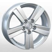 Автомобильный колесный диск R15 5*100 VV58 S (Volkswagen) - W6.0 Et40 D57.1