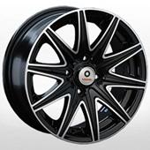 Автомобильный колесный диск R15 5*114,3 VR18 BKF - W6.5 Et39 D60.1