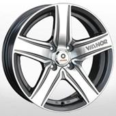 Автомобильный колесный диск R16 5*105 VR21 GMF - W7 Et36 D56.6