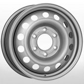 Автомобильный колесный диск R16 6*139,7 Trebl-9207T S - W6.5 Et56 D92.3