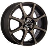 Автомобильный колесный диск R15 4*114,3 YA-1007 EM-P-ZY/M - W6 Et35 D67.1