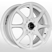 Автомобильный колесный диск R15 4*114,3 YA-1007 W - W6 Et38 D67.1