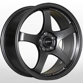 Автомобильный колесный диск R18 5*112 YA-1008Z EM/M - W8 Et38 D73.1