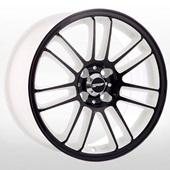Автомобильный колесный диск R16 4*98 YA-1006 CA-W-PB - W7 Et35 D73.1