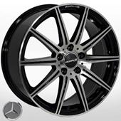 Автомобильный колесный диск R18 5*112 ZF-1047 BMF (Mercedes) - W8.0 Et43 D66.6