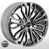 Автомобильный колесный диск R18 5*112 ZF-1096 GMF (Audi) - W8.0 Et35 D66.6