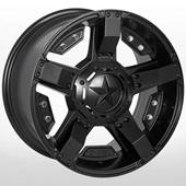 Автомобильный колесный диск R17 6*135 / 6*139,7 ZF-1143 LA5-B - W9.0 Et0 D110.5