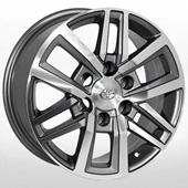 Автомобильный колесный диск R17 6*139,7 ZF-1155 GMF (Toyota) - W7.5 Et25 D106.1