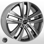 Автомобильный колесный диск R20 5*130 ZF-254 GMF - W9.0 Et59 D71.6