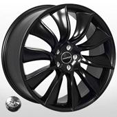 Автомобильный колесный диск R21 5*114,3 ZF-259 MtBLACK (Infiniti) - W9.5 Et50 D66.1