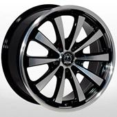 Автомобильный колесный диск R18 5*112 / 5*114,3 ZF-407MB BMF - W8.0 Et42 D73.1