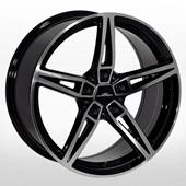 Автомобильный колесный диск R18 5*120 ZF-5009 BMF - W8.0 Et30 D74.1