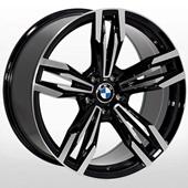 Автомобильный колесный диск R21 5*120 ZF-B502 BKF (BMW) - W10.0 Et40 D74.1