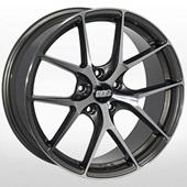 Автомобильный колесный диск R18 5*112 ZF-FE062 GMF - W8.0 Et35 D66.6