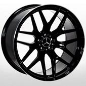 Автомобильный колесный диск R20 5*112 ZF-FE115 BML (Mercedes) - W8.5 Et29 D66.6
