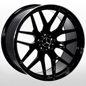 Автомобильный колесный диск R21 5*112 ZF-FE115 BML (Mercedes) - W10.0 Et46 D66.6
