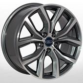 Автомобильный колесный диск R17 5*108 ZF-FE129 GMF (Ford) - W7.5 Et52 D63.4