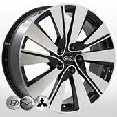 Автомобильный колесный диск R17 5*114,3 ZF-FE136 BMF - W6.5 Et40 D67.1
