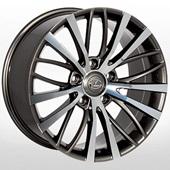 Автомобильный колесный диск R20 5*150 ZF-FE139 GMF (Lexus) - W8.5 Et45 D110.1