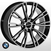 Автомобильный колесный диск R19 5*120 ZF-FE168 BMF (BMW) - W8.5 Et38 D74.1